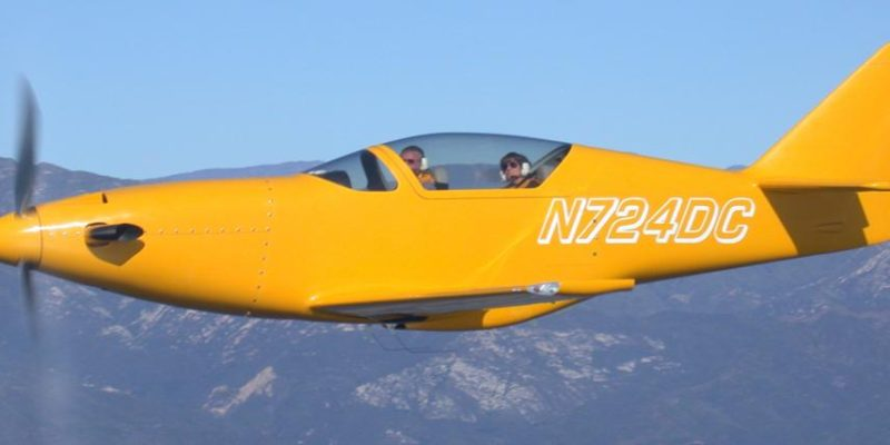 Turbine Legend N724DC